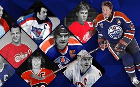 A figura do capitão sempre foi algo importante no hockey. Conheça algumas dessas lendas.