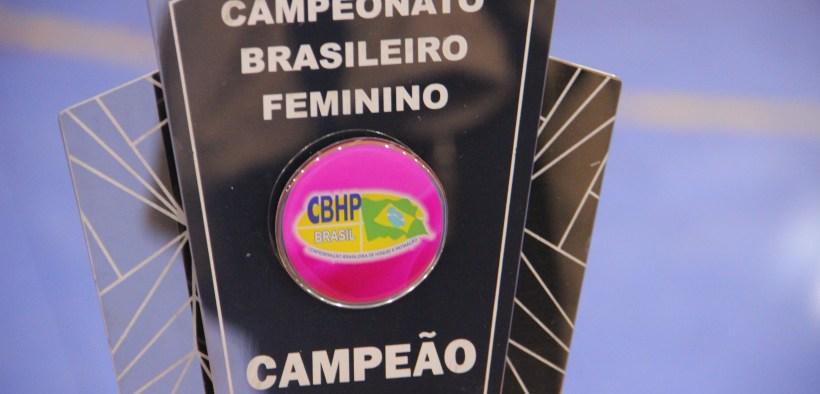Campeonato Brasileiro de Hockey Inline Feminino 2019