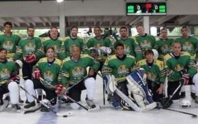 Equipe brasileira de hockey no gelo