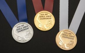 Medalhas do 2020 IIHF World Junior Championship