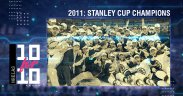 Bruins conquista a Stanley Cup em 2011