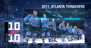 Atlanta Thrashers se torna Winnipeg Jets em 2011