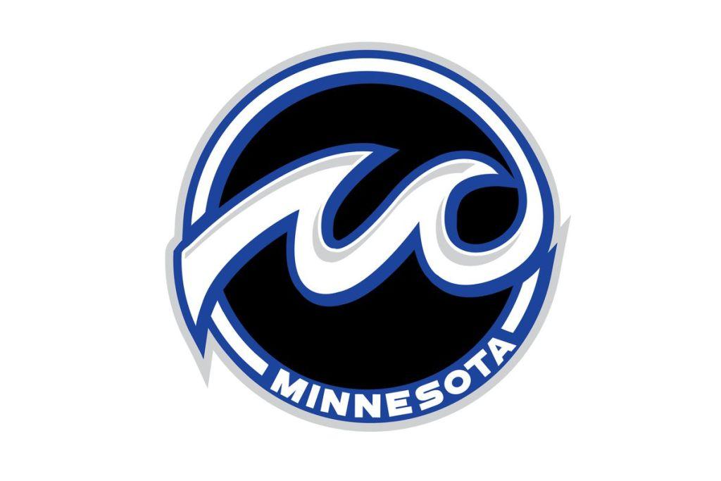 Logo do Minnesota Whitecaps