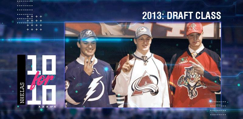 NHL Draft Class 2013