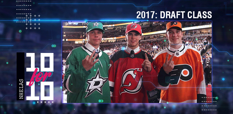 Top 3 NHL Draft 2017: Heiskanen, Hischier, Patrick