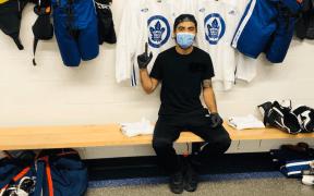 Jeff Mizuno mostra os bastidores da bolha da NHL em Toronto