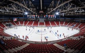 Arena Herb Brooks em Lake Placid, Nova York