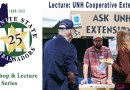UNH Cooperative Extension Lecture