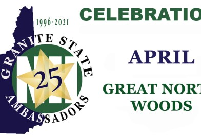 25th Anniversary: April – Great North Woods