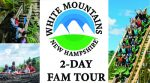 62nd annual White Mountains Attractions 2-day FAM Tour