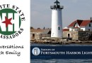 Interview: Friends of Portsmouth Harbor Lighthouses