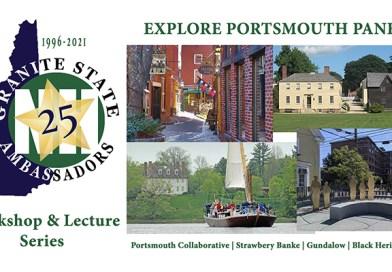 Explore Portsmouth Panel