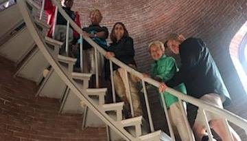 Tour: Portsmouth Harbor Lighthouse