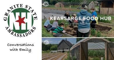 Interview: Kearsarge Food Hub