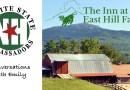 Interview: Inn at East Hill Farm
