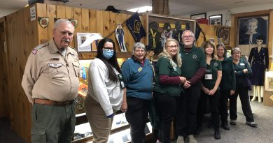 Tour: Lawrence L. Lee Scouting Museum