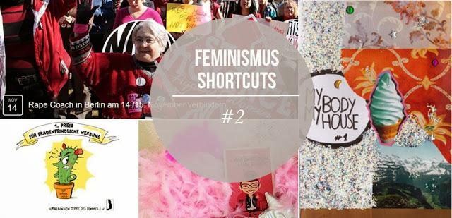 Feminismus Shortcuts #2