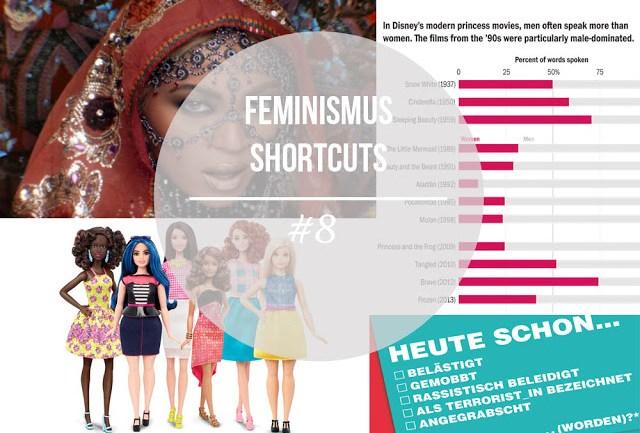 Feminismus Shortcuts #8