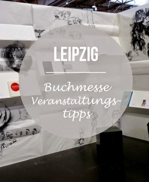 Veranstaltungstipps Leipziger Buchmesse 2017