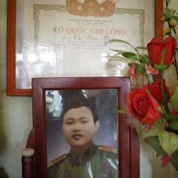 Liệt sỹ Cao Xuân Minh, Hoằng Quang, Hoằng Hóa, Thanh Hóa.