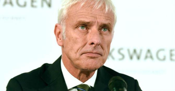 Volkswagen thay thế CEO vì khủng hoảng trong quá khứ