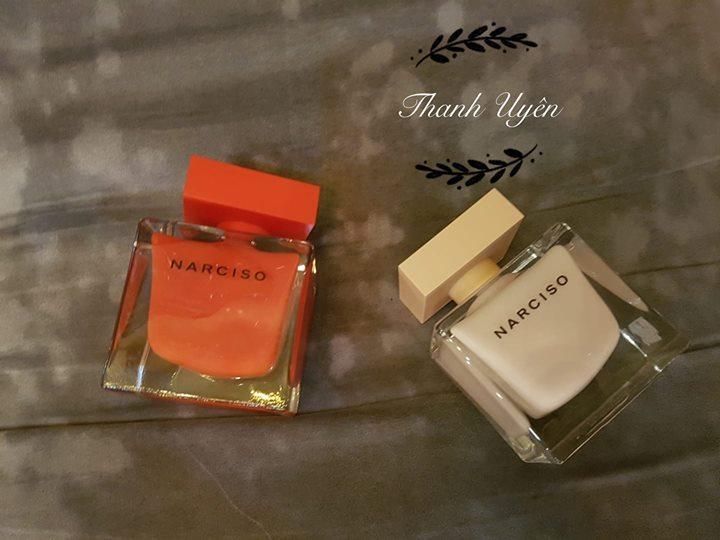 Review nước hoa Narciso mùi xạ hương gây nghiện với các nàng