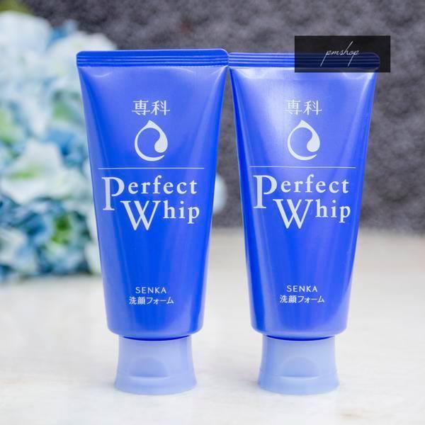 Review Sữa rửa mặt giá rẻ SENKA PERFECT WHIP