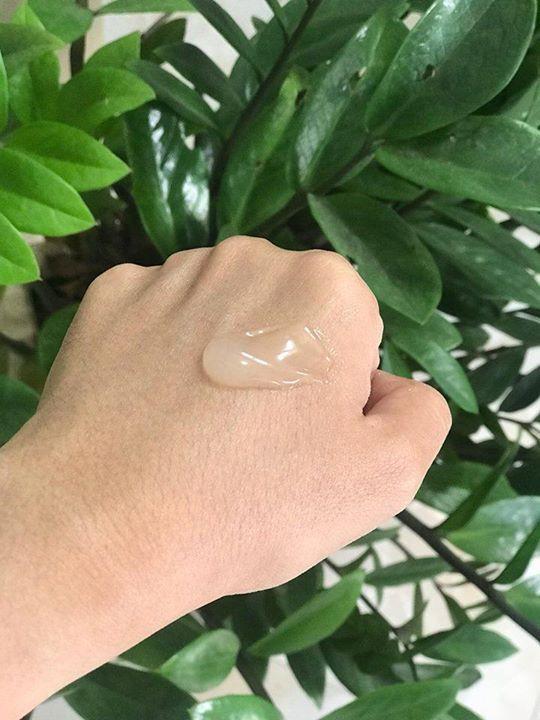Review Gel Dưỡng Ẩm Vitamin Tree Water Gel - Thành Phần Hoàn Toàn từ Thiên Nhiên