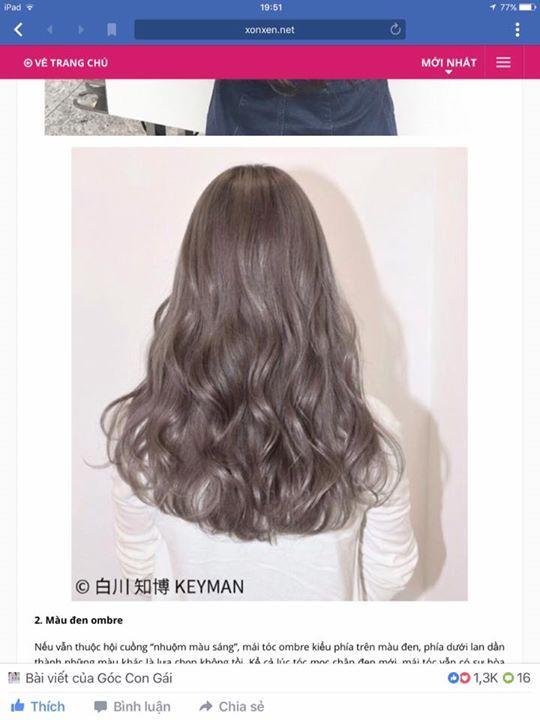 [Tư vấn] Salon làm tóc và uốn nhuộm đẹp ở Hà Nội