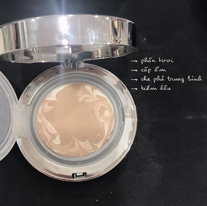 Giới thiệu quá trình makeup cho team da dầu cực kì bổ ích