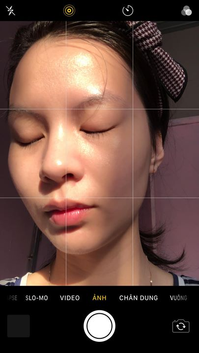 Quy trình chăm sóc da cho da hỗn hợp thiên dầu dễ bị mụn ẩn