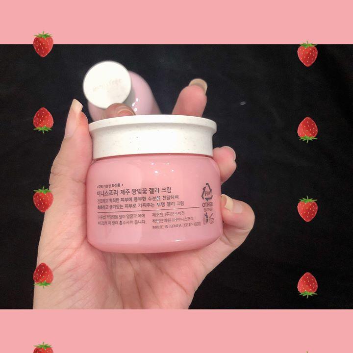 [Review] Bộ Dưỡng Sáng Da Và Dưỡng Ẩm Innisfree Jeju Cherry Blossom