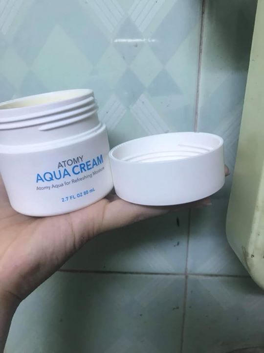 [Review] Bộ mỹ phẩm Atomy Aqua 3 Set