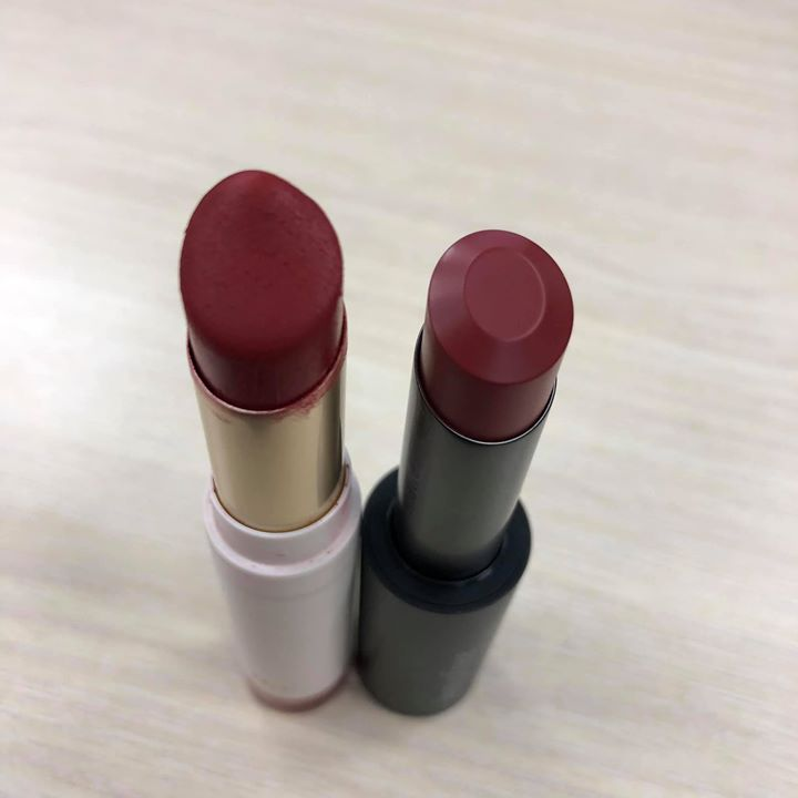 Rreview son innisfree Real Fit Matte Lip Stick phiên bản 2019
