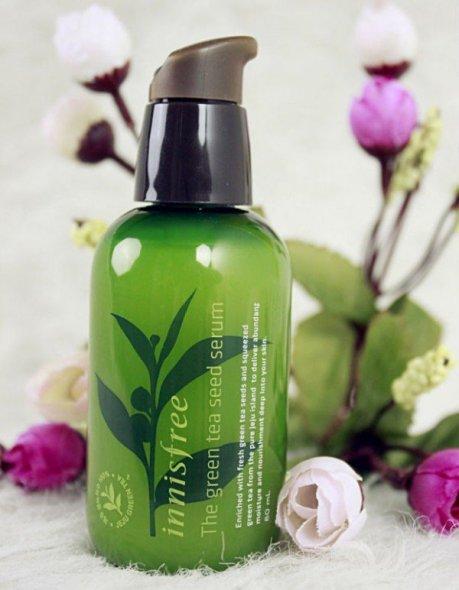 Innisfree Green Tea Seed Serum – Át chủ bài của hãng Innisfree!