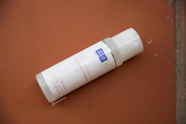 {Review} Dung dịch Hada Labo Rohto dưỡng tối ưu cho da dầu và da thường