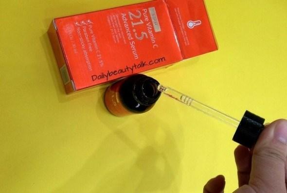Tinh chất dưỡng trắng OST Advanced Serum Vitamin C 21.53