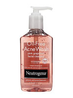 [ACNE] TBS TEA TREE COOL & CREAMY WASH VS NEUTROGENA OIL - FREE ACNE WASH PINK GRAPEFRUIT FACIAL CLEANSER