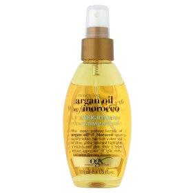 Organix Argan Oil Extra Penetrating Oil - em này tớ mua cũng được 3-4 tháng rồi.