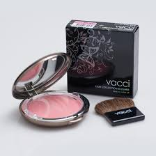 {Review} Phấn phủ Vacci Luxe collection Powder pact