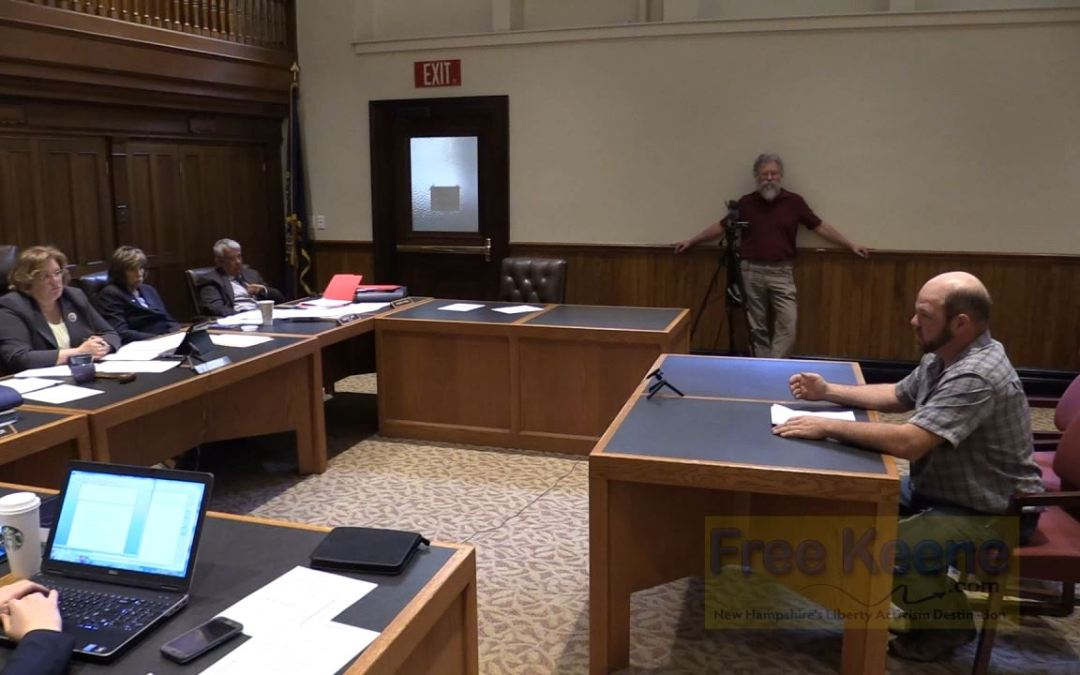 NH Senate Judiciary Hearing on Jury Nullification