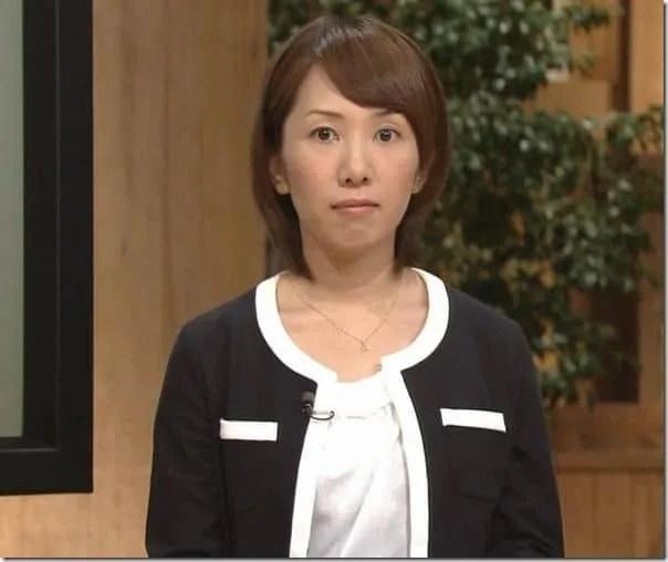 縣梨花のカップや年齢は?報道ステーションの気象予報士!