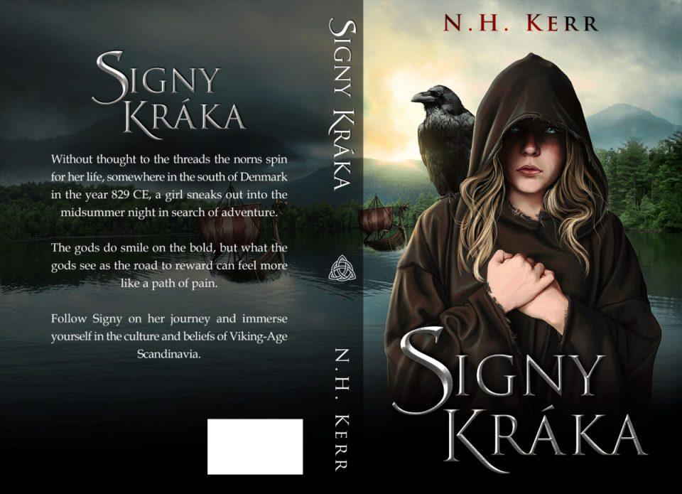 Book cover for Signy Kráka