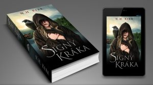 Signy Kráka - historical novel