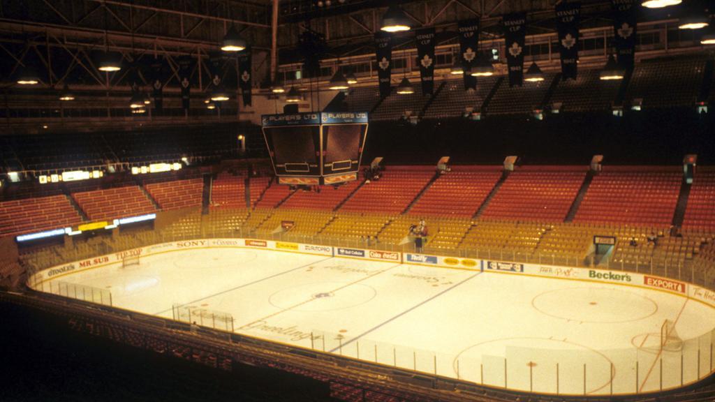 Nov 12 Maple Leaf Gardens opens  NHLcom