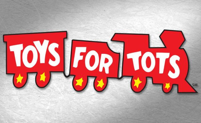 Minnesota Wild To Host Toys For Tots Drive On Saturday