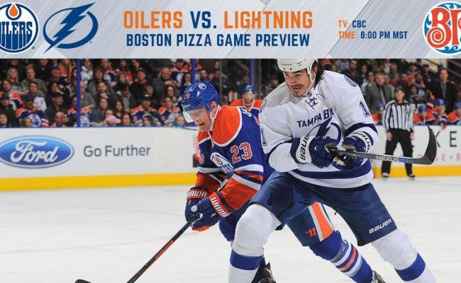 Preview Oilers Vs Lightning Nhl