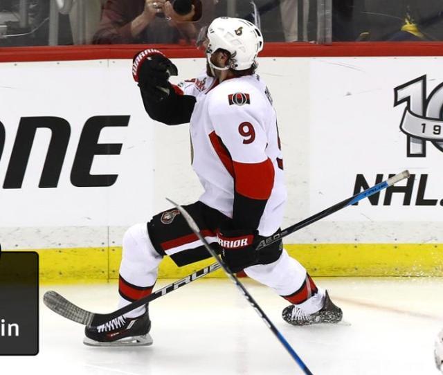 Bobby Ryan Returns To Form For Senators In Playoffs