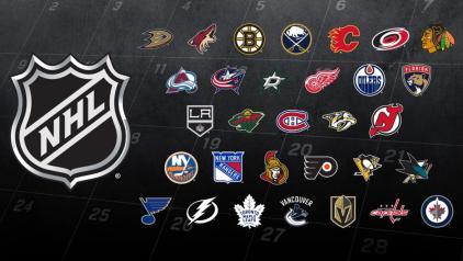 All 31 NHL teams