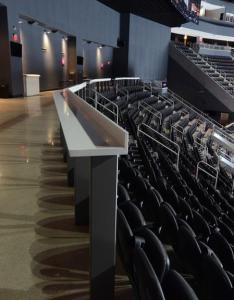 also standing room tickets added for home games at  mobile arena rh nhl